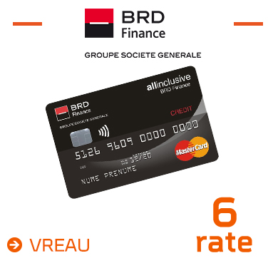 BRD Finance 6 rate