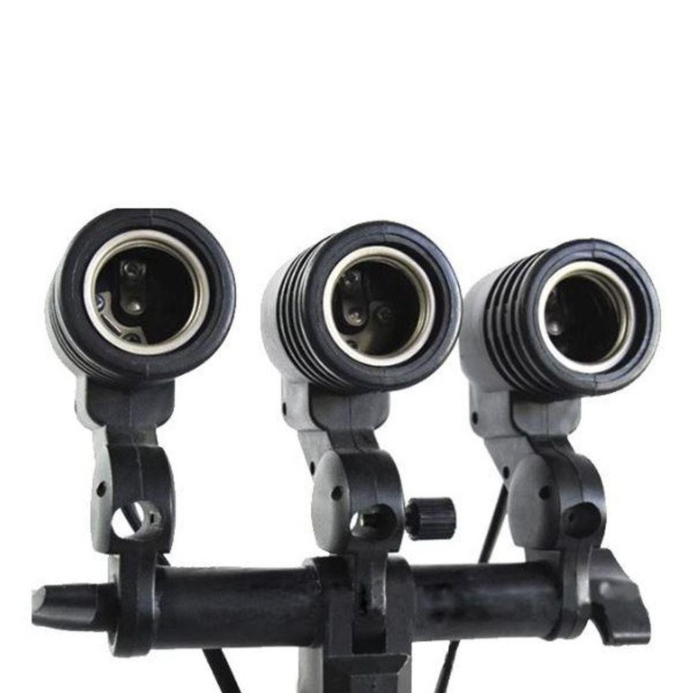 PXEL-BH-3B-TRIPLE-E27-LIGHT-BULB-SOCKET-LAMP-HOLDER