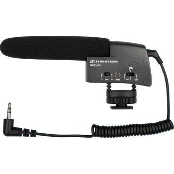 Sennheiser-MKE-400---Microfon-DSLR