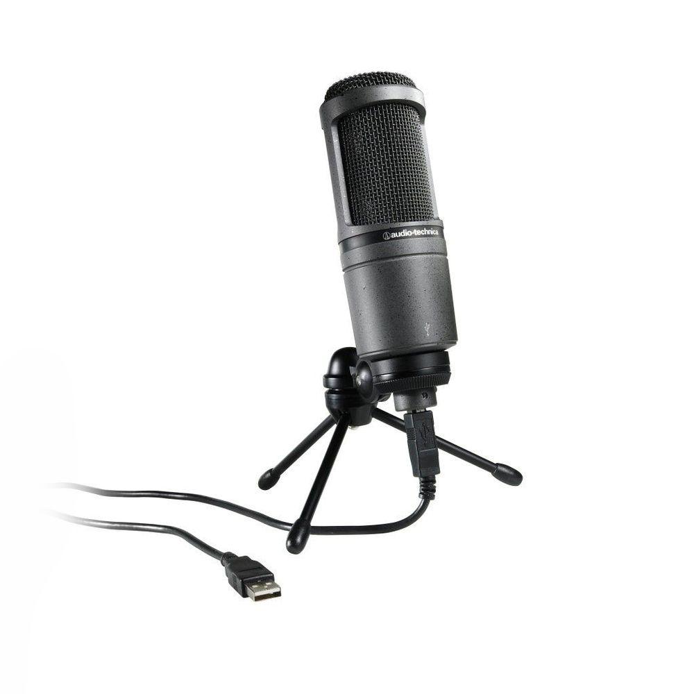 Audio-Technica-AT2020USB--Microfon-Condenser-pentru-Studio-USB