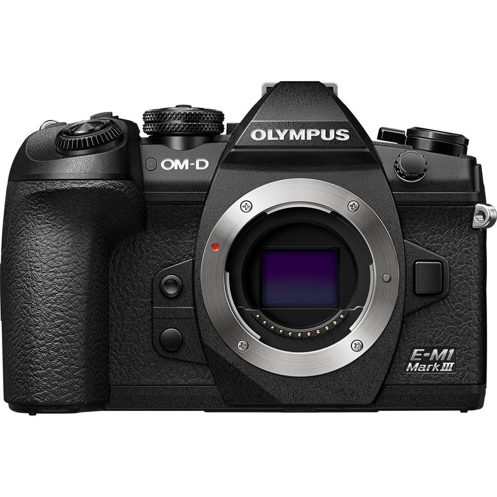 Olympus-OM-D-E-M1-Mark-III-Aparat-Foto-Mirrorless-MFT-20.4MP-Body