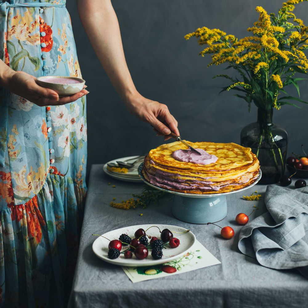Food-styling-