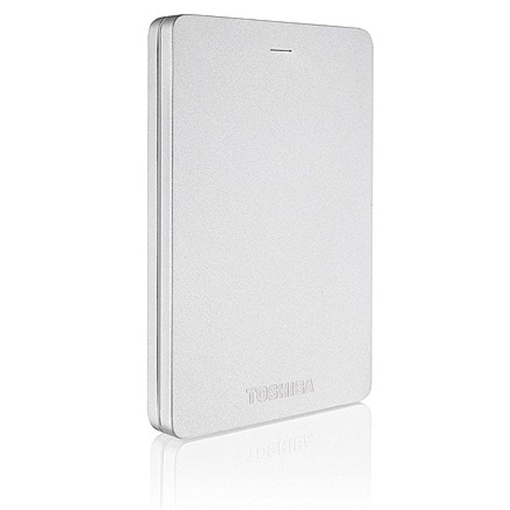 Toshiba-Canvio-Alu-HDD-Extern--1TB-Silver