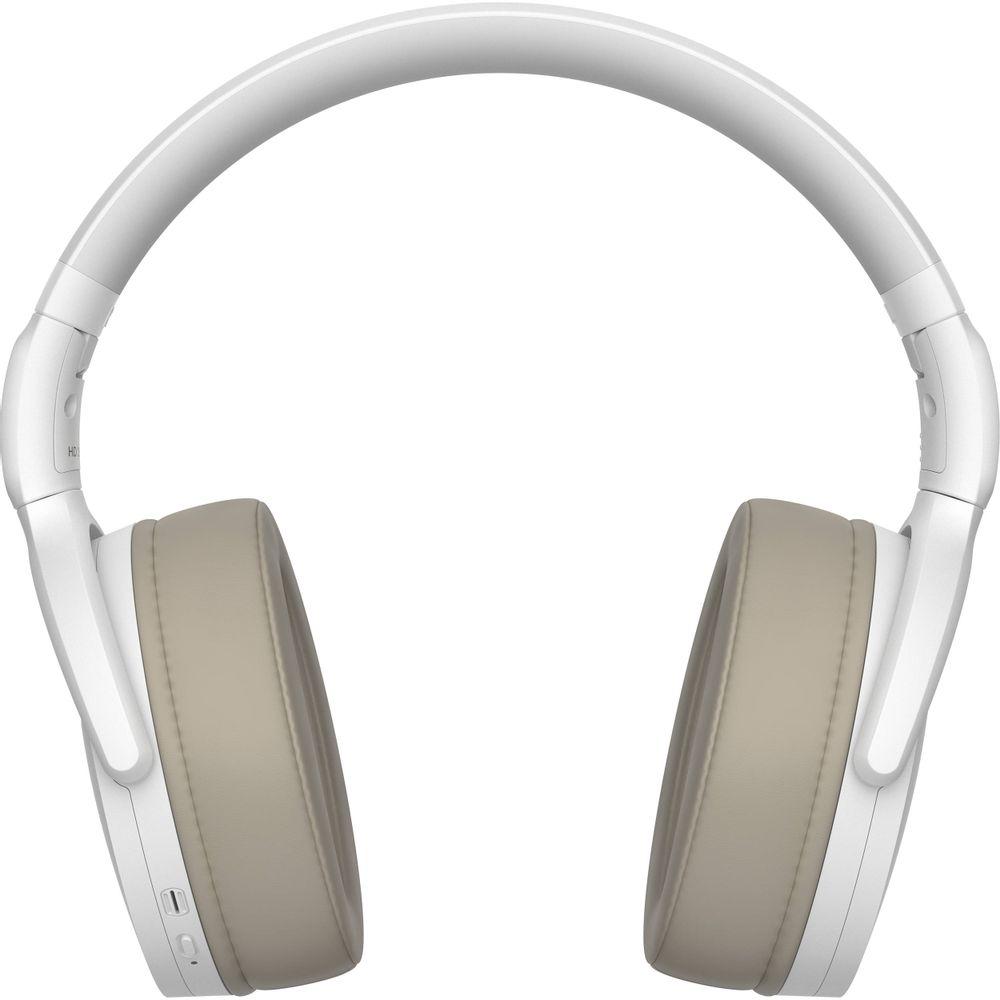 Sennheiser-HD-350BT-Casti-Bluetooth-Alb