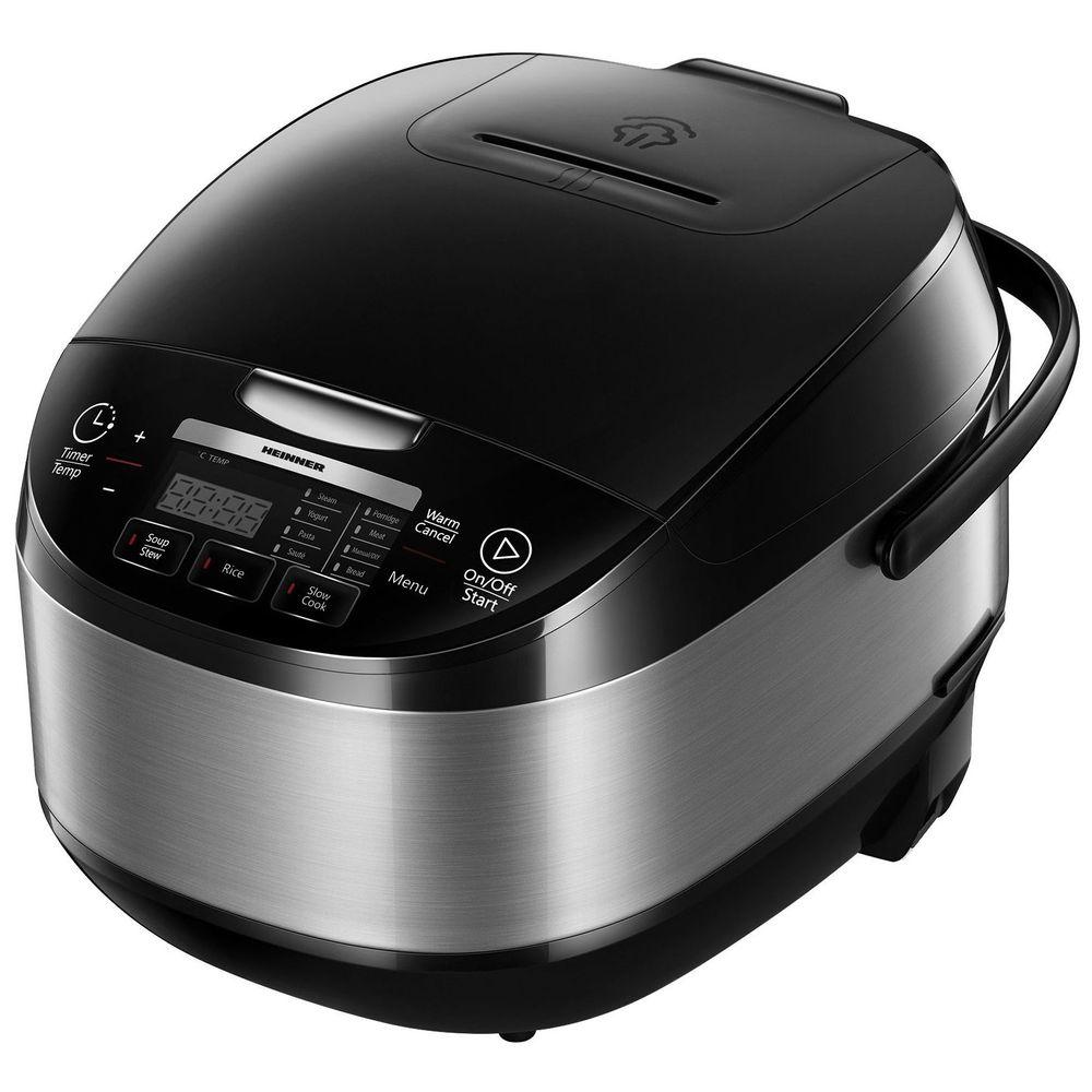 Heinner-HMCK-5BK-Multicooker-5L-770W-Timer