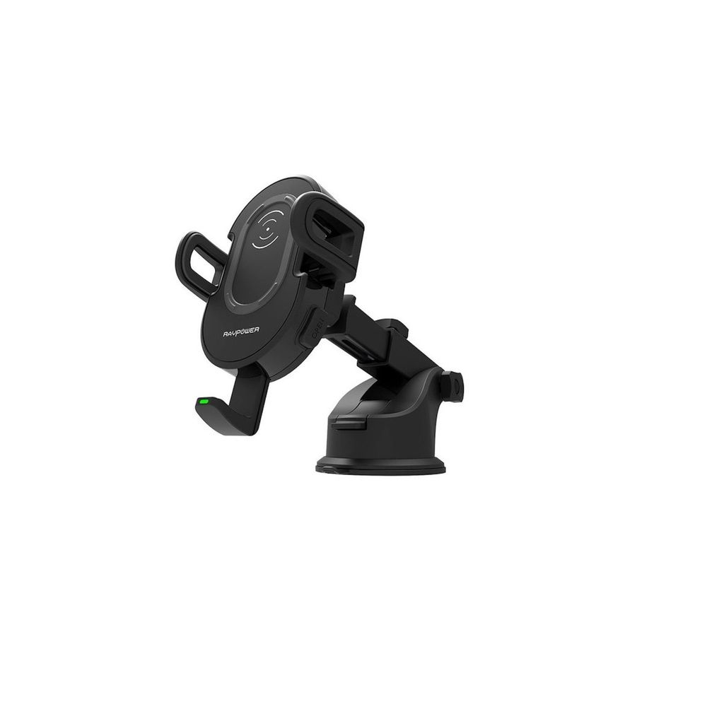 RAVPower-RP-SH007-Incarcator-Auto-Wireless-cu-Suport-Negru