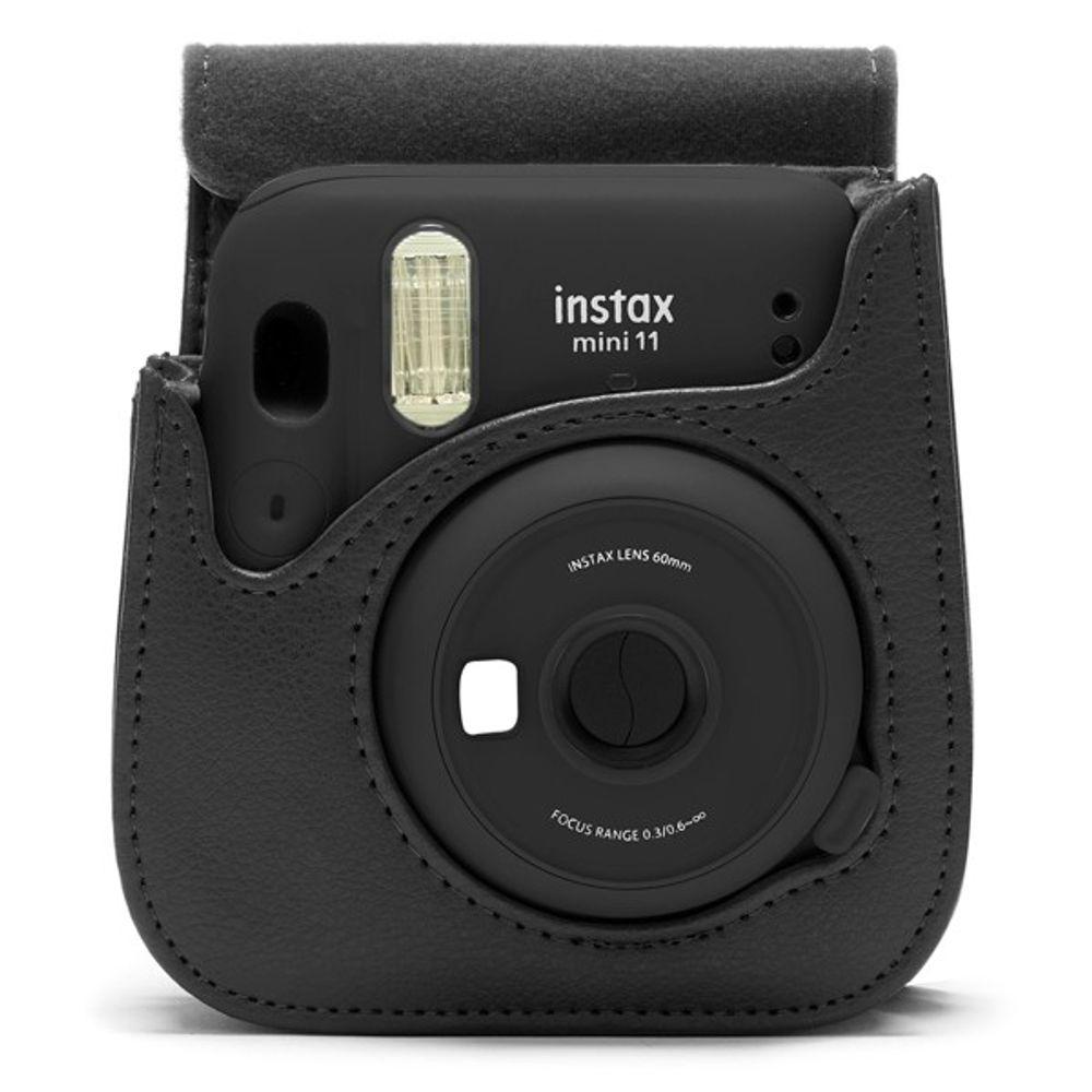 Instax-Case-pentru-Instax-Mini-11-Charcoal-Grey
