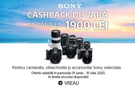 [HPM] Sony Cashback