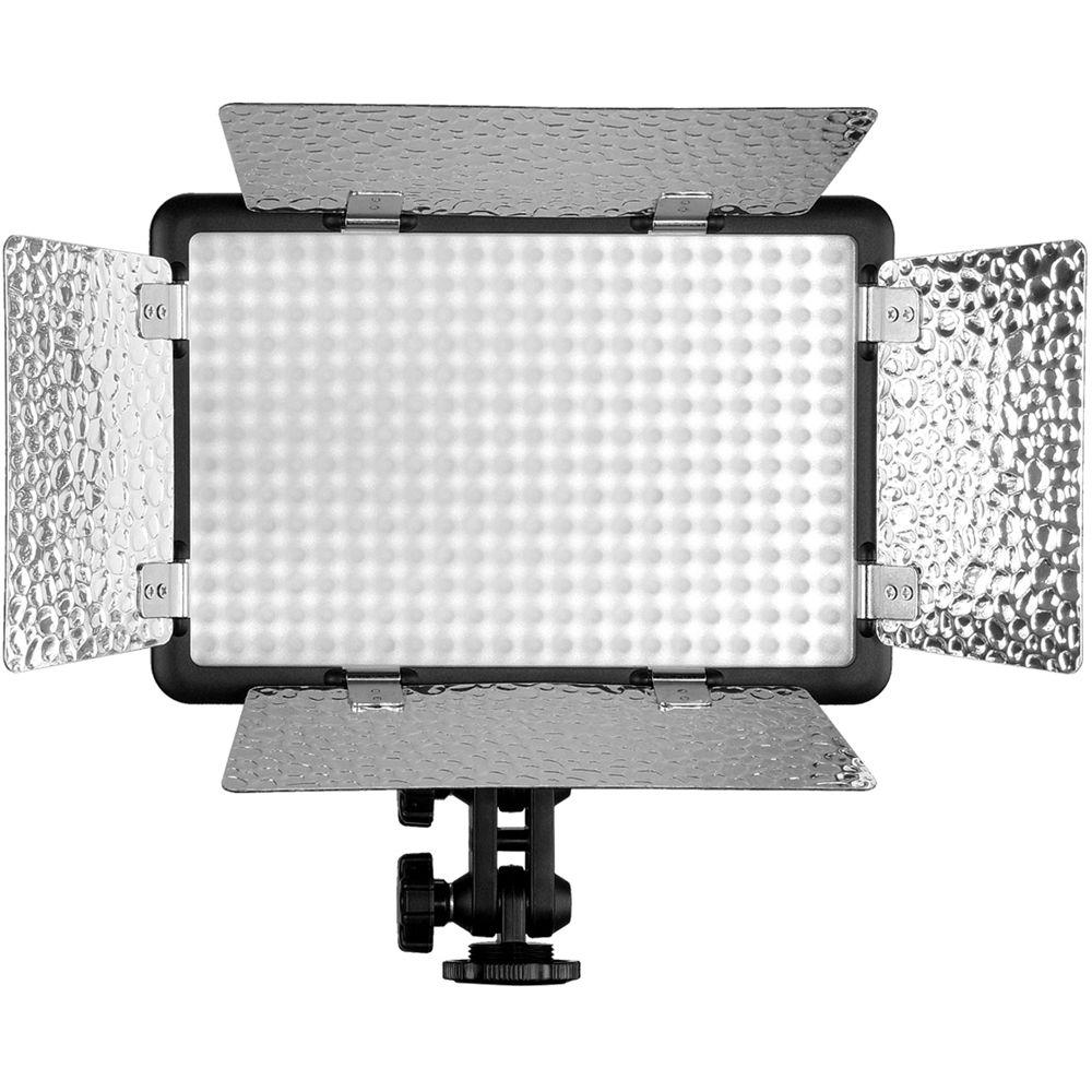 Godox-LF308BI-Lampa-Video-LED-Bicolora-cu-Functie-Flash.1