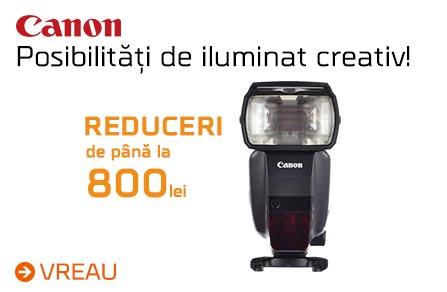 [HPM] Canon Posibilitati de Iluminat Creativ