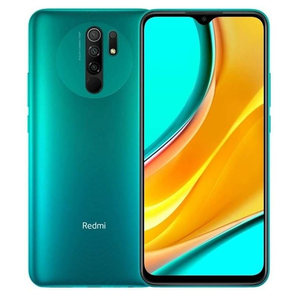 Xiaomi-Redmi-9-Telefon-Mobil-Dual-SIM-64GB-4GB-RAM-Green