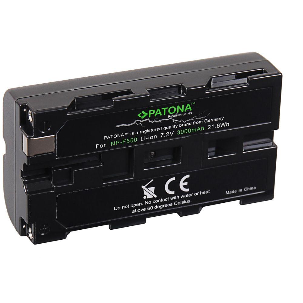Patona-Premium-Acumulator-Replace-Li-Ion-pentru-Sony-NP-F550-3000mAh-7.2V