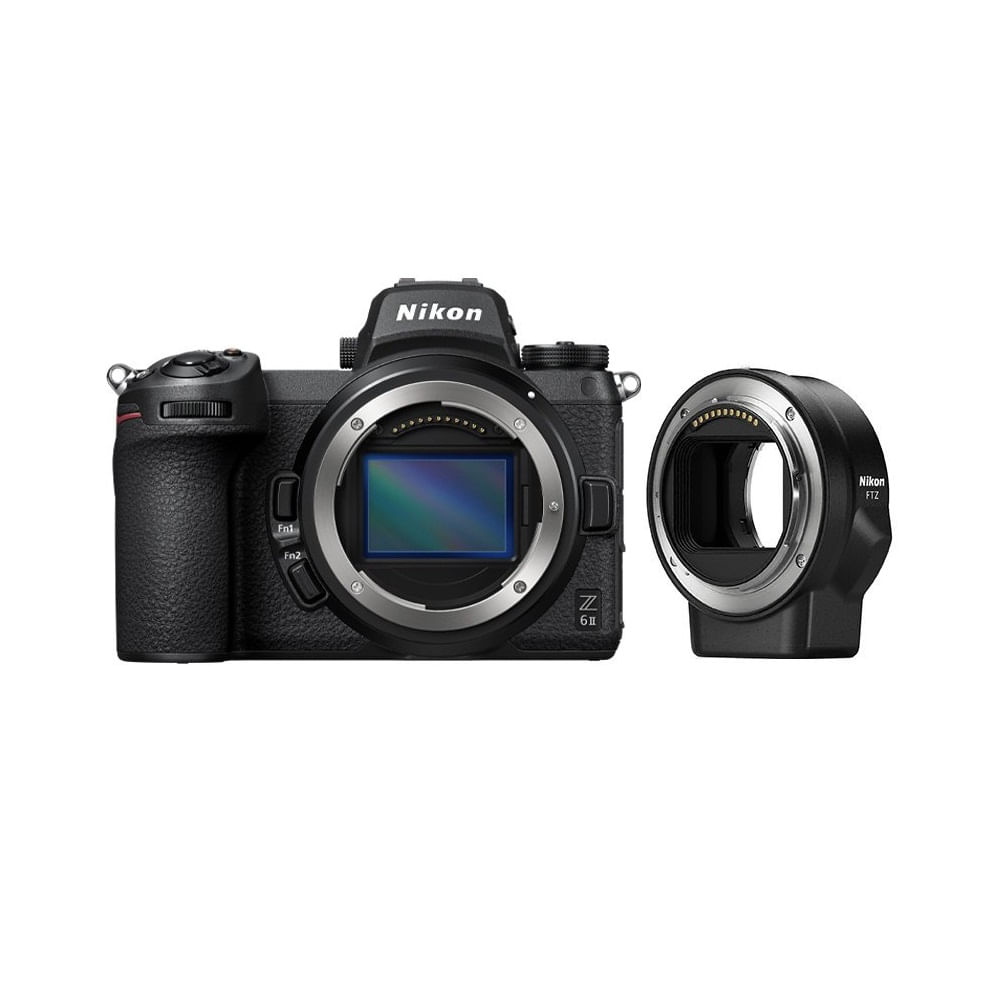 Nikon-Z6-II-Adaptor-FTZ