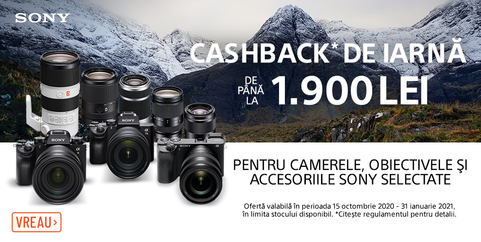 [HP] Sony Winter Cashback